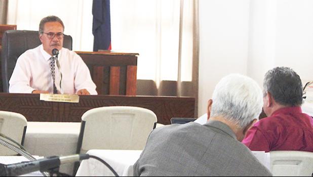 Alfonso Pete Galea'i testifying Tuesday