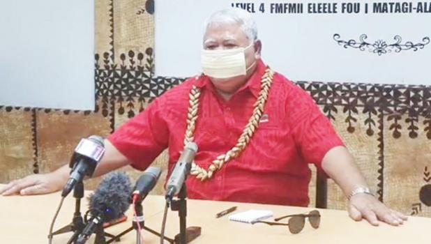 Samoa PM, Tuila'epa Sa'ilele Malielegaoi