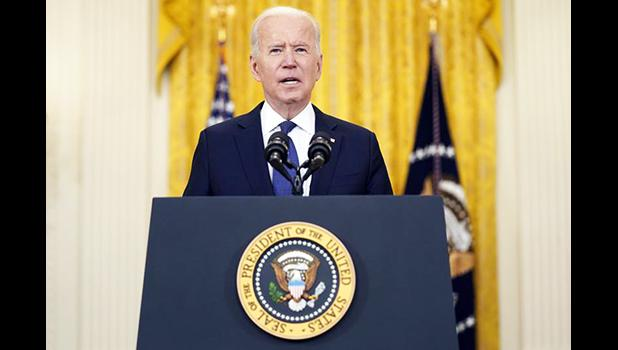 U.S. President Joe biden
