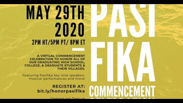 Virtual graduation poster