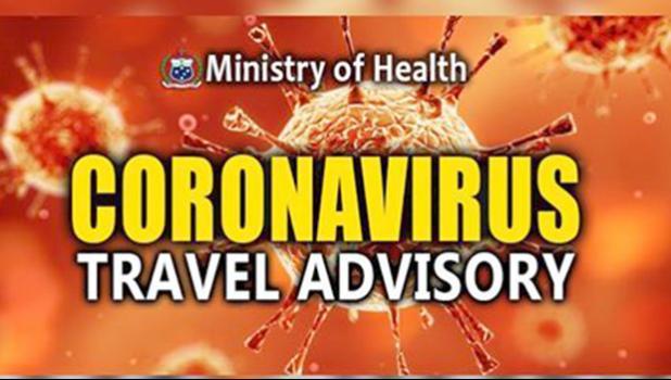 Samoa Coronavirus advisory logo