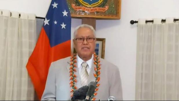 Head of State Tuimalealiifano Va'aletoa Sualauvi II