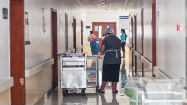 Motootua National Hospital.