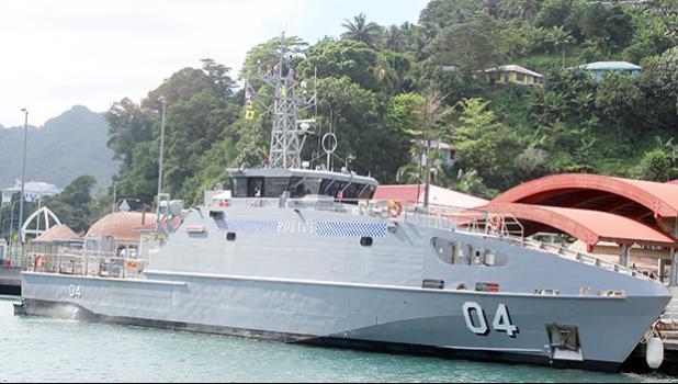 MV Nafanua