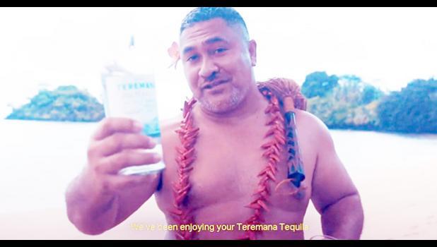 Screenshot of Samoa Tourism ad