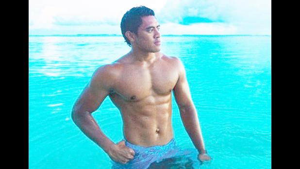 Samoa Tourism posted an image of a handsome man on its Instagram account last week with the hopes of enticing tourists to the country. [photo: Samoa Tourism]
