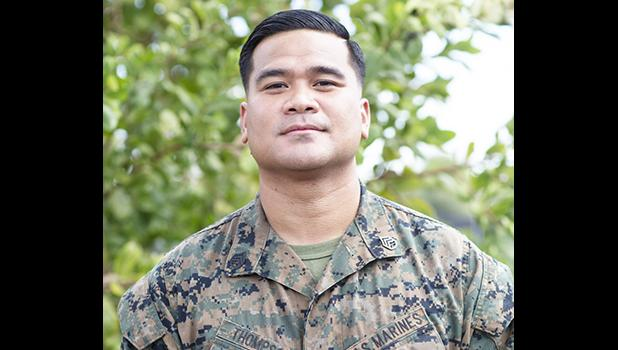 Staff Sgt. Fautua Thompson