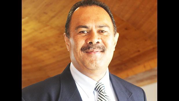 DHSS director Muavaefa'atasi John Suisala