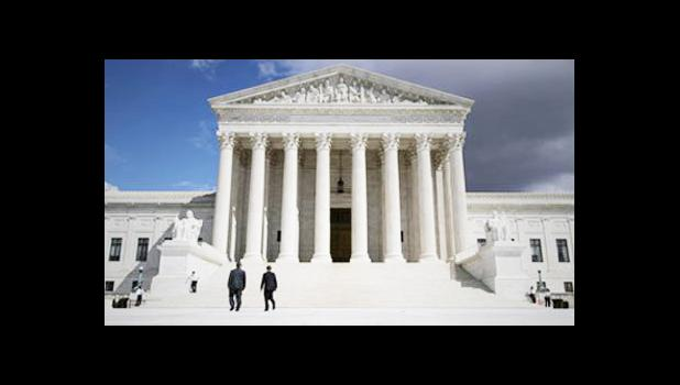 U. S. Supreme Court building