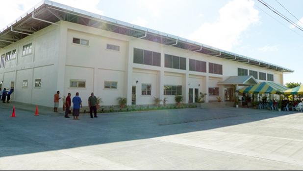 New Tafuna Youth Center building