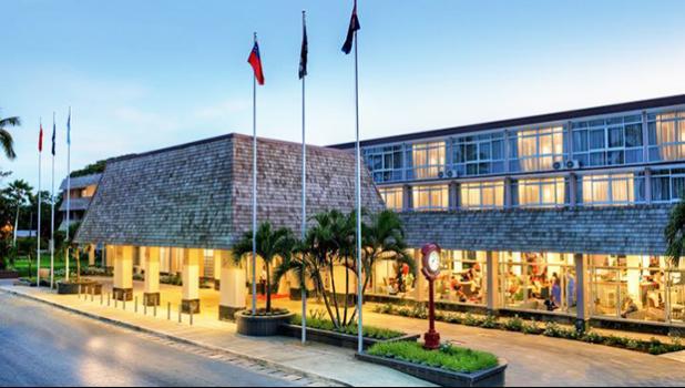 Tanoa Hotel