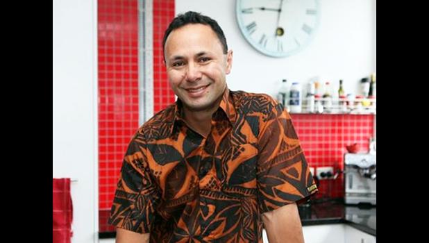 Associate professor Toeolesulusulu Damon Salesa