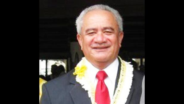 Senator Togiola Tulafono