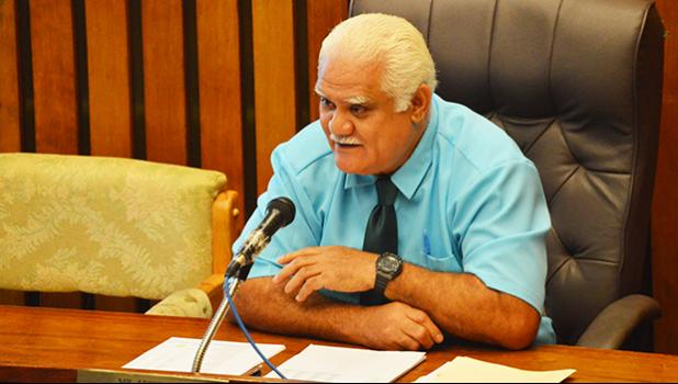 ASG Treasurer Ueligitone Tonumaipe'a