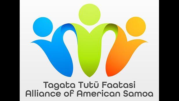 Tagata Tutu Faatasi Alliance of American Samoa logo