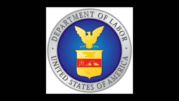 US Dept. of Labor logo