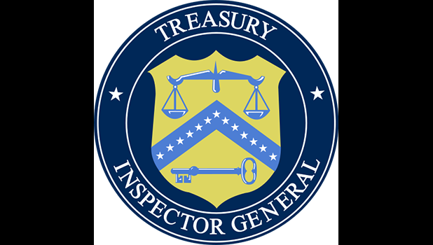 U.S. Treasury Inspector General Seal