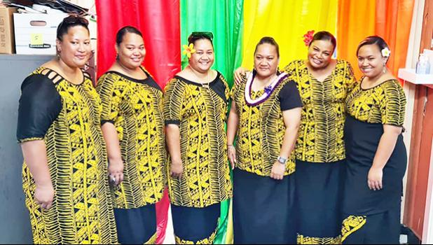 Some Nu'uuli Vocational Technical High School teachers