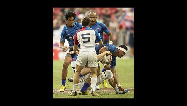Samoa Over France Hamby