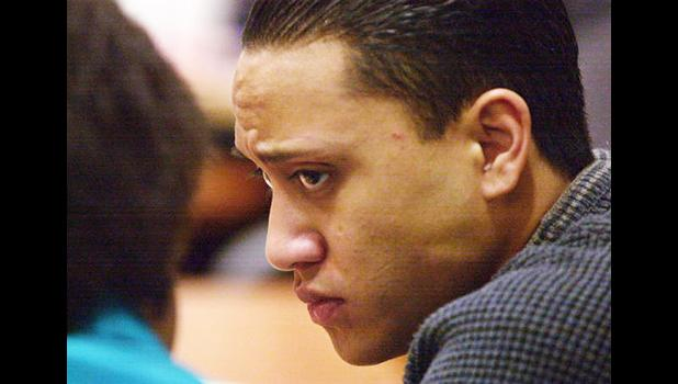 Vili Faulaau, who married his former sixth-grade teacher after she was jailed for raping him has filed for legal separation from her. [Associated Press / 2002]