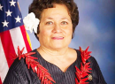 Congresswoman Uifa'atali Amata