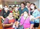 Some of the Over 100 teachers from Tutuila's public and private schools