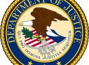 Dept of Justice logo