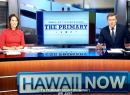 Screenshot from Hawaii News Now with two reporters on camera