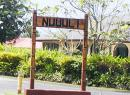 Nu'uuli Village Sign.