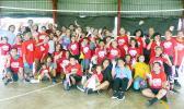 Rocky Volleyball teams