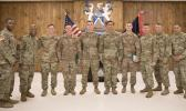 Soldiers from 1st Brigade Combat Team, 10th Mountain Division