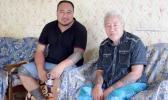 Fuamatu Kosetatino and his father Fuamatu Samoa Oloaga Asuelu.
