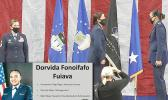 Manumalo Academy 2020, Dorvida Fonoifafo Fuiava, sa ulufale i le USAir Force Academy Preparatory School