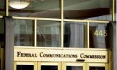 FILE - This June 19, 2015, file photo, shows the Federal Communications Commission building in Washington. Republicans in the House have followed the Senate in overturning an Obama-era broadband privacy regulation that set tough restrictions on what companies like Comcast, Verizon and AT&T could do with customers' personal information. It still needs President Donald Trump's signature. Consumer advocates and Democrats have slammed Republicans for gutting the Federal Communications Commission's regulation, s