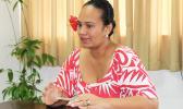 Fuimapoao Beth Onesemo-Tuilaepa  [photo: JL]