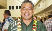 Acting Health director Motusa Tuileama Nua in a Nov. 2016 file photo. [SN file photo]