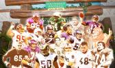 Eighteen finalists will be on the ballot for induction into the Polynesian Football Hall of Fame Class of 2018. The list includes 15 players and three coaches/contributors. See Pac Briefs for details.  [graphic: Polynesian Cultural Center]
