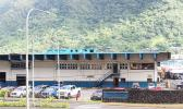 Port of Pago Pago building