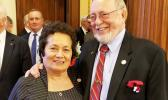Aumua Amata and Rep. Don Young