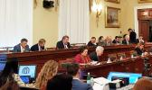 Congresswoman Amata in Natural Resources Committee