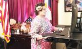 Congresswoman Amata taking part remotely in HASC hearing