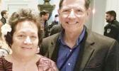 Amata with Senator Dr. Barrasso