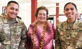Amata with Toa o Samoa
