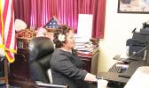 Congresswoman Amata speaks with Secretary McDonough virtually
