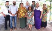 Congresswoman Amata with the GAO team