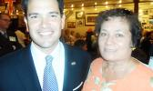 Congresswoman Amata and Sen. Marco Rubio