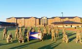 Alpha Company Toa o Samoa at Fort Lee, Virginia