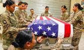 Mortuary affairs specialists from the 962nd Quartermaster Company