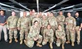 The 9th Mission Support Command Soldiers selected to be Modular Small Arms Range Certified Range Operators