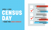 April 1 is Census Day, Get counted